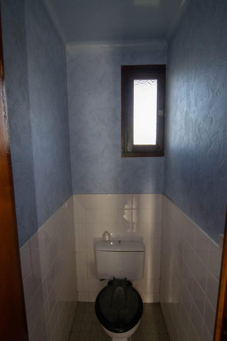 WC bricolage
