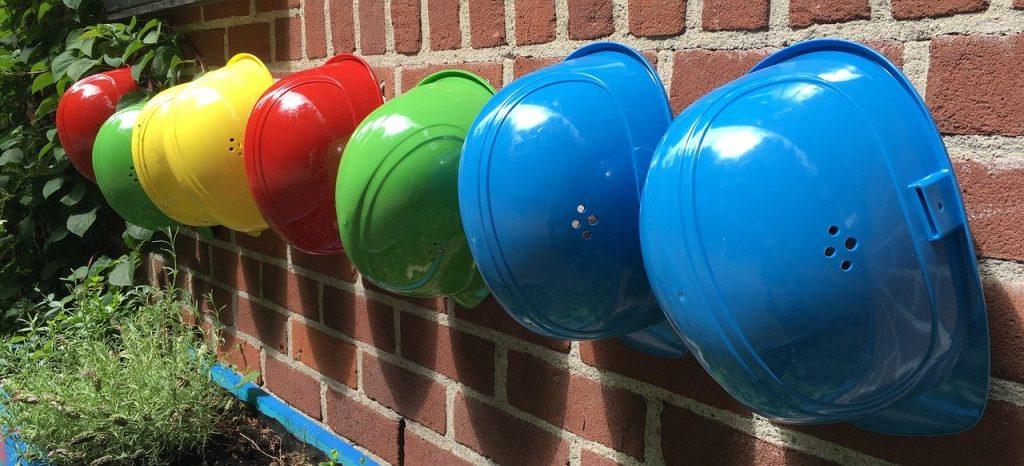 casque pour équipement de protection pour le bricolage