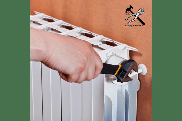 Comment vidanger un radiateur qui fait du bruit
