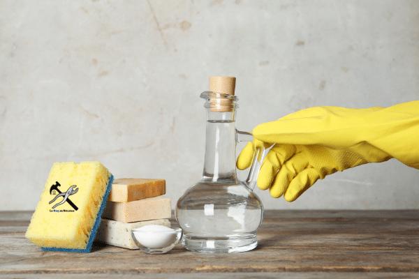 Les utilisations du vinaigre blanc