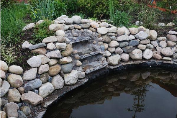 Comment construire un bassin dans son jardin